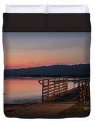 Sunrise Morning Duvet Cover
