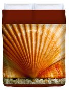 Sunrise On Shell Duvet Cover