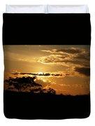 Sunrise Over Fort Salonga4 Duvet Cover