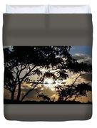 Sunrise Over Fort Salonga6 Duvet Cover