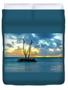 Sunrise Punta Cana #2 Duvet Cover