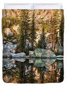 Sunrise Reflection Duvet Cover