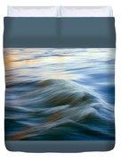Sunrise Ripple Duvet Cover