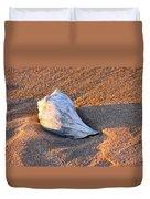 Sunrise Seashell Duvet Cover