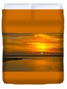 Sunrise Summit Duvet Cover