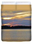 Sunrise-sunset 3 Duvet Cover