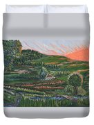 Sunrise Touch Duvet Cover