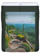 Sunrise Trail Duvet Cover