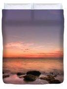 Sunrise Wisp Duvet Cover