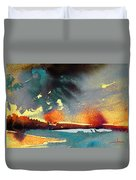 Sunset 08 Duvet Cover