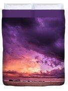Sunset #10 Duvet Cover