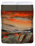 Sunset 10 Duvet Cover