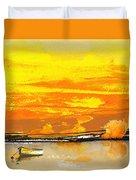 Sunset 24 Duvet Cover