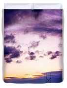 Sunset #7 Duvet Cover