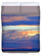Sunset 8-19-15 Duvet Cover