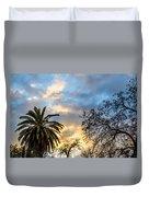 Sunset - A Natural Wonder Duvet Cover