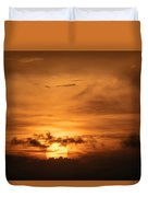 Sunset Ahuachapan 24 Duvet Cover
