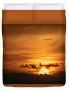 Sunset Ahuachapan 27 Duvet Cover