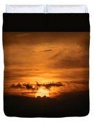 Sunset Ahuachapan 28 Duvet Cover