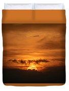 Sunset Ahuachapan 31 Duvet Cover