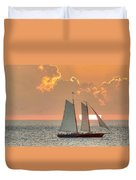 Sunset America 2.0 Duvet Cover