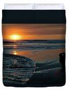 Sunset Capture Duvet Cover