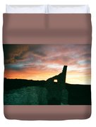 Sunset Chaco Canyon Duvet Cover