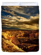 Sunset Clouds Duvet Cover