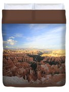 Sunset Colours Bryce Canyon 2 Duvet Cover