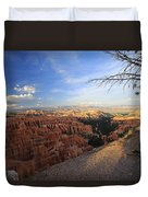 Sunset Colours Bryce Canyon 4 Duvet Cover