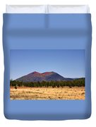 Sunset Crater Volcano National Monument Duvet Cover