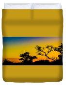 Sunset Fantasy Duvet Cover