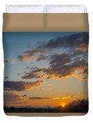 Sunset Farm Duvet Cover
