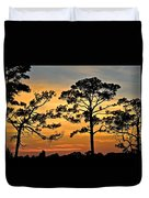 Sunset For One Duvet Cover
