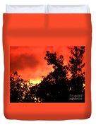 Sunset II Duvet Cover