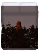 Sunset Light Duvet Cover