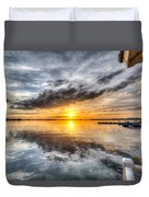 Sunset Mirroracle Duvet Cover