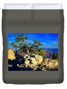 Sunset On The North Rim - Grand Canyon Duvet Cover