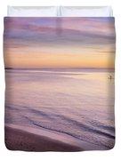Sunset Paddle Duvet Cover