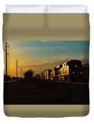 Sunset Route Sunset Duvet Cover