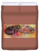 Sunset Saunter Duvet Cover