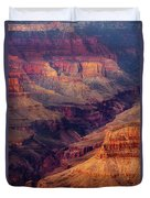 Sunset Scar Duvet Cover
