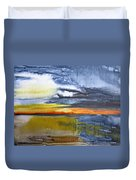 Sunset Serenade Duvet Cover