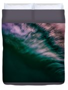 Sunset Splash Duvet Cover