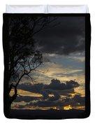 Sunset Study 1 Duvet Cover