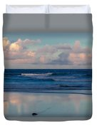 Sunset Tides Duvet Cover