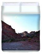 Sunset Tour Valley Of The Gods Utah 07 Duvet Cover