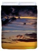 Sunset Vista Duvet Cover