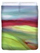 Sunset Western Scotland  Duvet Cover