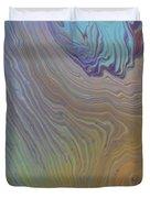 Sunset Wood Duvet Cover